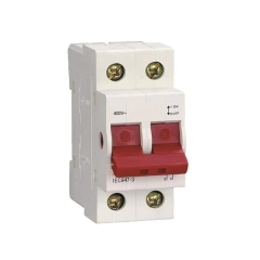 Main switch isolator 100A 125A