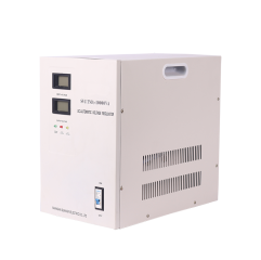 TND-10KVA Single Phase High-Precision Full Automat...