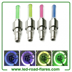 LED Bicycle Valve Core Light Fireflys