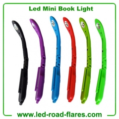 Clip Led Mini Book Lights Lamps