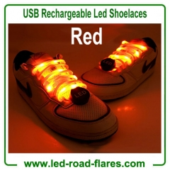 China USB Rechargeable Led Shoelaces Manufacturers Suppliers Factory