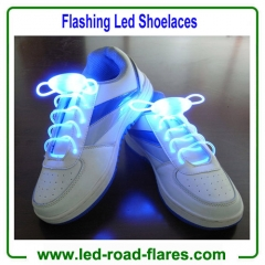 China Flashing Led Shoelaces Led Light Up Shoelaces Shoe Laces
