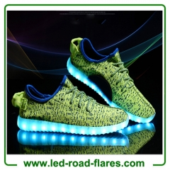 Chin​a USB Rechargeable Led Flashing Light Up Shoes Sneakers Manufa​cturers Suppliers Factory