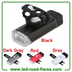 Bike Bicycle Headlight 400 Lumen Bicycle Bike LED Head Lights Front Lamp USB Rechargeable Bike Rear Light Taillight