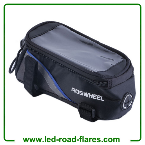 Mountain Road Bicycle Bike Bags Touch Screen Cycling Top Front Tube Frame Saddle Bags For Cell Phone Pack Cycling Accessories