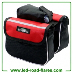 Waterproof Bicycle Bike Saddle Bag Cycling Back Seatpost Bags Pouch Rear Package MTB Bike Accessory For Purse Keys Phone