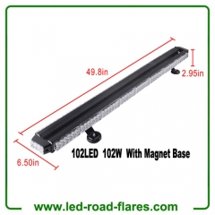 "Single Row Off Road 12V 24V Led Light Bar 15"" 21"" 26"" 32"" 38"" 44'' 50'' inch Led Work Light Bar 30W 42W 54W 66W 78W 90W 102W"