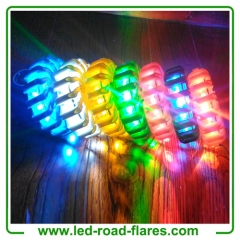 China Led Safety Flares Kit Rechargeable Led Safety Flasher Factory Manufacturer