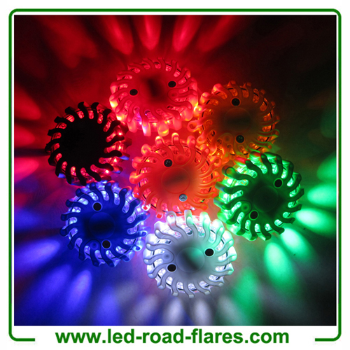 China SOS Led Road Flares Red Rechargeable Road Flares Led Strobe Manufacturer Supplier Factory