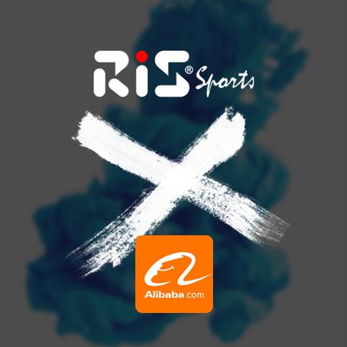 RIS Sports Alibaba webside