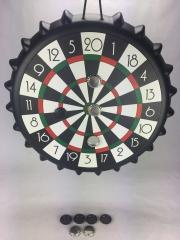 Kids safty plastic dart board game