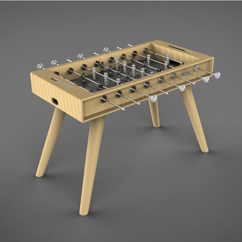 soccer table game with new design for indoor use