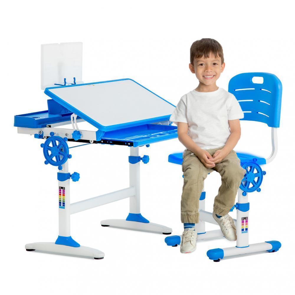 097b6548adf Kids Desk Student Desk Ergonomic Height Adjustable Study Desk with Pencil  Case. Only  249.99