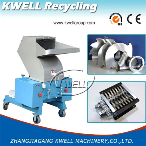Portable with wheel household home use waste garbage recycling small mini shredder machine in China Kwell Machinery Group
