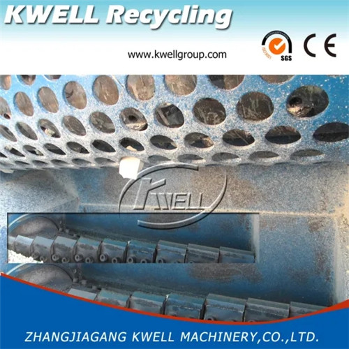Screen mesh net sieve of shredder and crusher blade knife spare parts Kwell