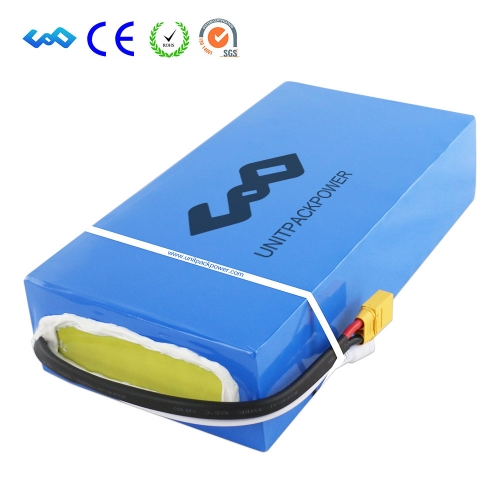 Ship From Germany Factory DIY 48V 20Ah Lithium Battery Pack AKKU with Charger 30A BMS