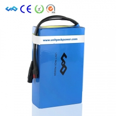 Ship From Germany Factory DIY 36V 20Ah Lithium Battery Pack AKKU with Charger 20A BMS