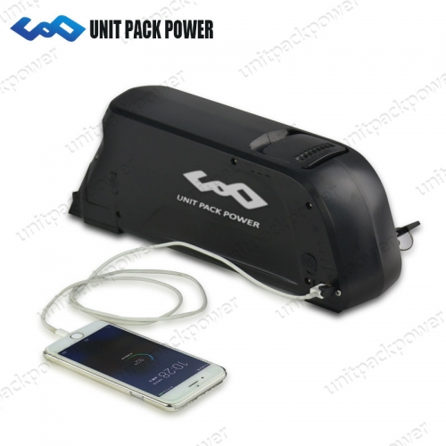 Hot Selling 48V 10.4Ah 350W 500W 750W Samsung 2600mah Cells Electric Bike Li-ion Battery Pack