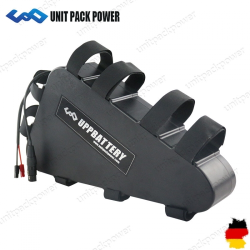 Ship From Germany Triangle Battery Pack Lithium Battery 48V 20Ah Electric Bike Battery New Arriver