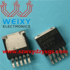 LM2595S-5.0  Commonly used power driver chip for automotive dashboard