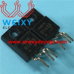 B1453  Commonly used vulnerable power supply driver chip for automotive ECU
