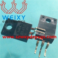NEC B1453  Commonly used vulnerable power supply driver chip for automotive ECU