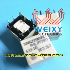 EX2-N5 Automotive BCM commonly used relay