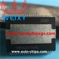 TDF8530TH N2 TDF8530TH/N2 commonly used vulnerable chip for automotive radio