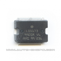 L05173 commonly used vulnerable power driver chip for BOSCH M7 ECU