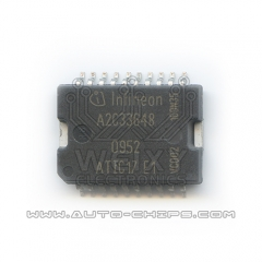 A2C33648 ATIC17 E1  commonly used power driver chip for SIEMENS ECU