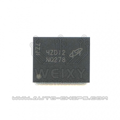 NQ278 BGA chip for automotives amplifier