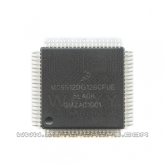 MC9S12DG128CFUE 5L40K MCU chip use for automotives