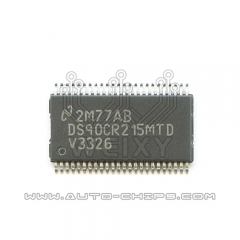 DS90CR215MTD chip use for automotives stereo & amplifier accessories