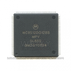MC9S12DG128BMPV 0L85D MCU chip use for automotives