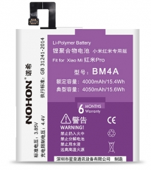 NOHON BM4A BN35 BN42 BN44 BN47 BM41 Battery For Xiaomi Redmi 4 6 Pro 3 3S 4X 4A 5A 5 Plus 2 Original Bateria
