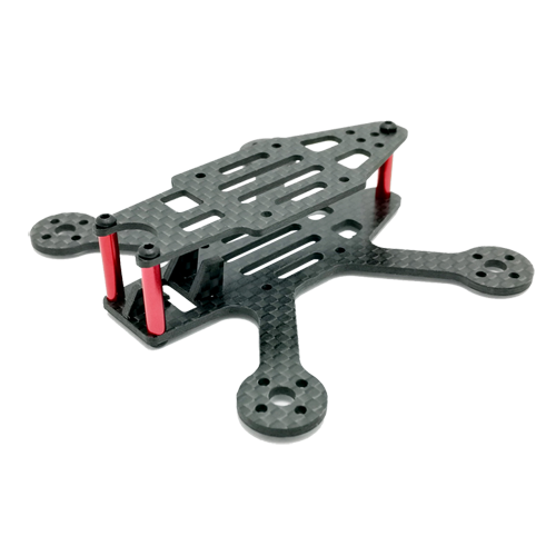 SPCMAKER 90S 90mm 3K Full Carbon Fiber Frame Kit