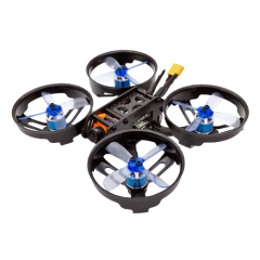 SPCMAKER 110NG 110MM FPV Racing Drone BNF Version RunCam Micro Swift 2 Camera Omnibus F4 flight controller 20A Mini 4 in 1 BLheli_s ESC (2-4S LiPo)