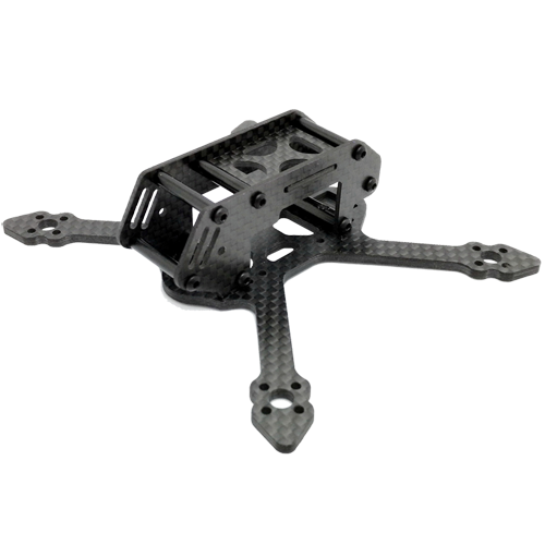 SPCMAKER 110NG 110mm 3K Full Carbon Fiber Frame Kit