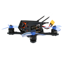 SPCMAKER 100SP 100MM FPV Racing Drone BNF Version RunCam Micro Swift Camera Omnibus F3 flight controller 15A Mini 4 in 1 BLheli_s ESC (2-4S LiPo)