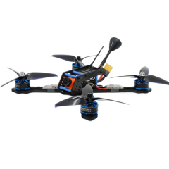 SPCMAKER 220AR 220MM Brushless FPV Racing Drone BNF Version RunCam Swift 2 Omnibus F4 flight controller 30A BLheli_s ESC (2-6S LiPo)