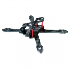 SPCMAKER 140X 140mm 3K Full Carbon Fiber Frame Kit
