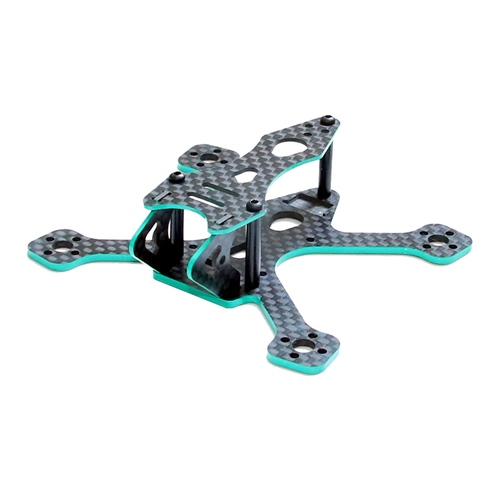 SPCMAKER X90 90mm 3K Full Carbon Fiber Frame Kit