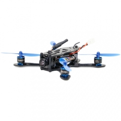 SPCMAKER 95EP 95MM Brushless FPV Racing Drone BNF Version 600TVL Camera Omnibus F3 flight controller 4A Mini 4 in 1 BLheli_s ESC (3.7V LiPo)