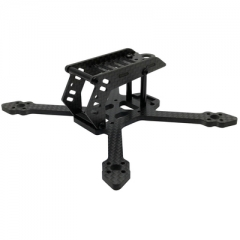 SPCMAKER 110VT 110mm 3K Full Carbon Fiber Frame Kit