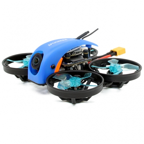 SPC Maker Mini Whale HD 78mm Micro F4 FPV Racing Drone