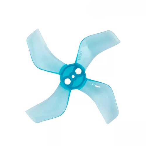 Gemfan 1636 1.6x3.6x4 40mm 4-blade 1.5mm Hole Propeller