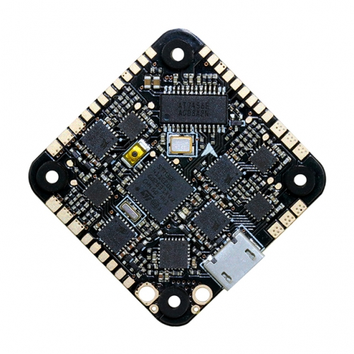 SPCMAKER Galloping F411 30A AIO(2-6S )  4IN1 ESC flight controller  Toothpick FPV Racing Drone