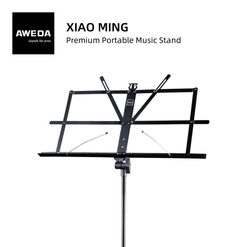 Compact Music Stand with Bag »Xiao Ming«