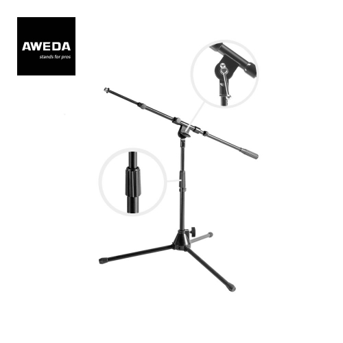 Floor Microphone Stand AMS-4222TB