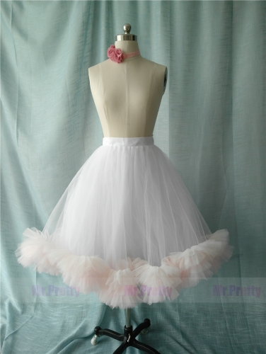 Ivory  Tutu Skirt Party Skirt Short Skirt